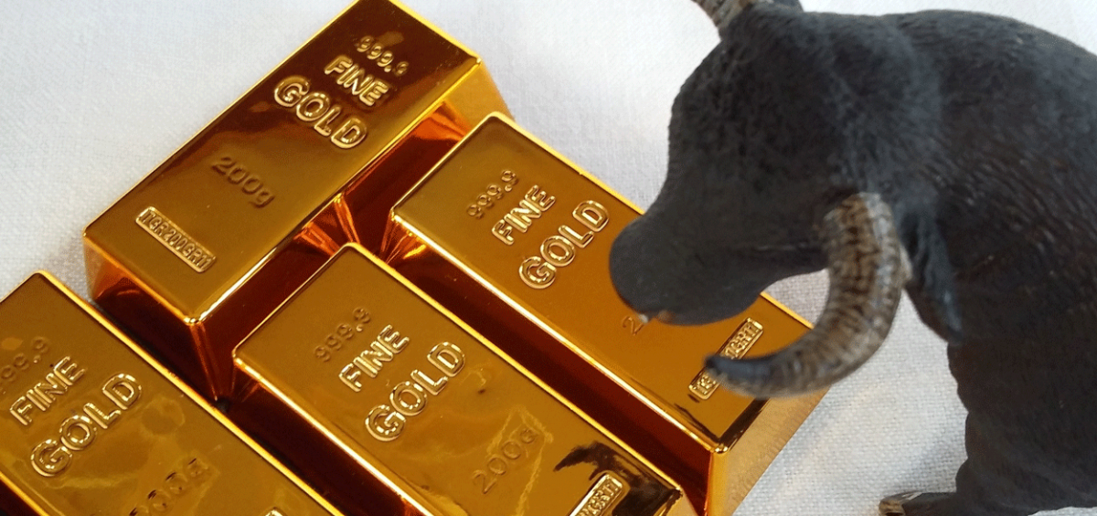 Gold's Bull Market Enters Phase 2